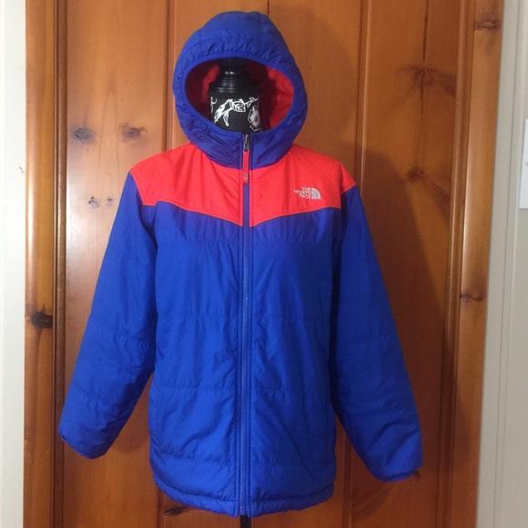 056e3b2ed The North Face Jackets & Coats | North Face Reversible Moondoggy ...